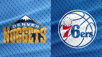 Denver Nuggets vs Philadelphia 76'ers (5:00pm)