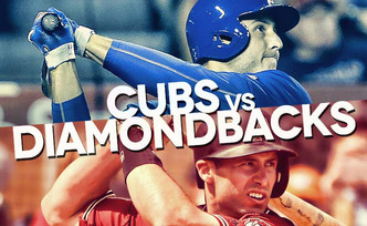 Chicago Cubs vs Arizona Diamondbacks (1:10pm)