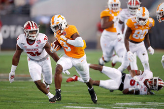 Indiana vs Tennessee (4:00pm)