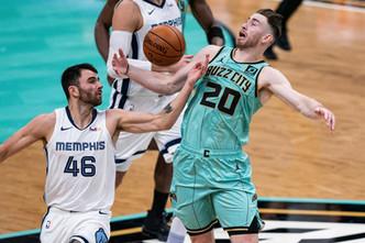 Charlotte Hornets vs Memphis Grizzlies (5:00pm)