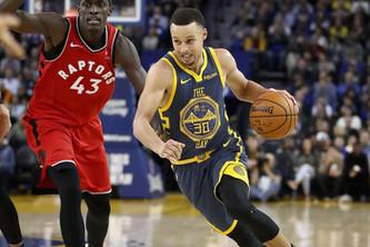 Toronto Raptors vs Golden State Warriors (7:30pm)