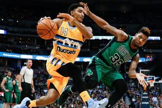 Denver Nuggets vs Boston Celtics (4:30pm)