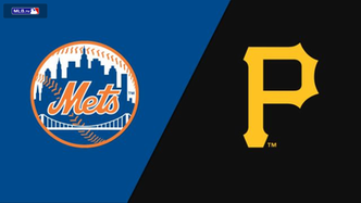 New York Mets vs Pittsburgh Pirates (4:05pm)