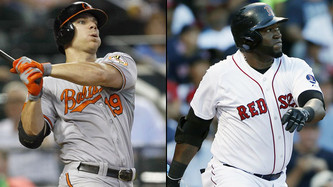 Boston Redsox vs Baltimore Orioles (4:05pm)