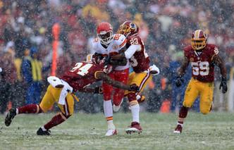 Washington Redskins vs Kansas City Chiefs (5:30pm)