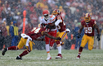 Washington Redskins vs Kansas City Chiefs (5:30pm)