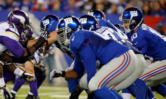 New York Giants vs Minnesota Vikings (5:30pm)