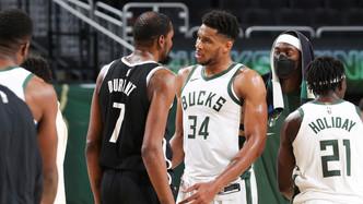 Milwaukee Bucks vs Brooklyn Nets (4:30pm)