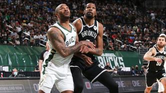 Milwaukee Bucks vs Brooklyn Nets (5:30pm)