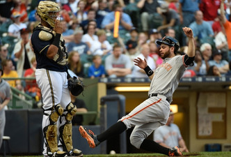 Milwaukee Brewers vs San Francisco Giants (12:35pm PST)