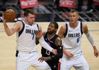 Los Angeles Clippers vs Dallas Mavericks (6:05pm)