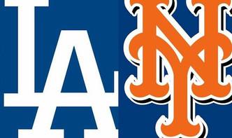Los Angeles Dodgers vs New York Mets (4:10pm)