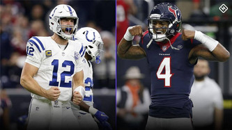 Indianapolis Colts vs Houston Texans (1:25pm)