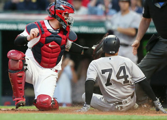 New York Yankees vs Cleveland Indians (4:10pm)