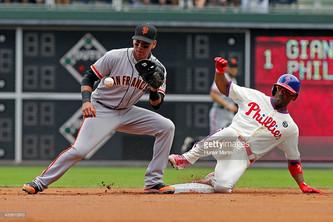 Philadelphia Phillies vs San Francisco Giants (7:15pm)