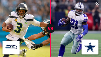 Seattle Seahawks vs Dallas Cowboys (5:15pm)