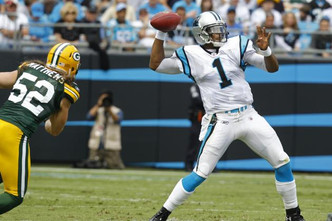 Green Bay Packers vs Carolina Panthers (10:00am PST)