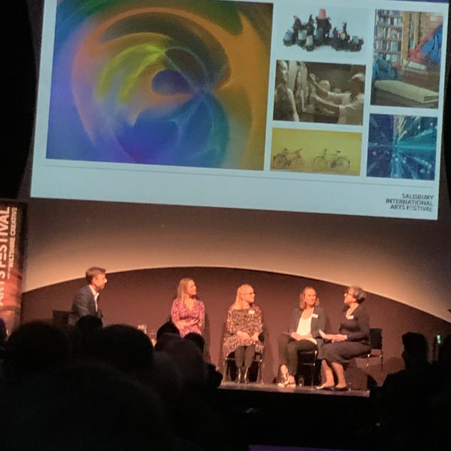 Launch of the Salisbury International Festival 2020