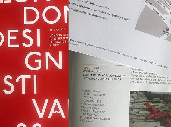 Just picked the LDF guide .. find us on