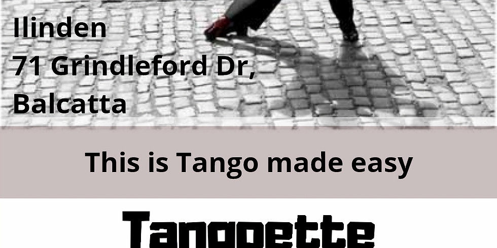 Tango Workshop for Beginners to Intermediate