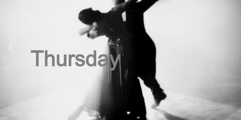 THURSDAY 09/07 CLASS - Modern Waltz