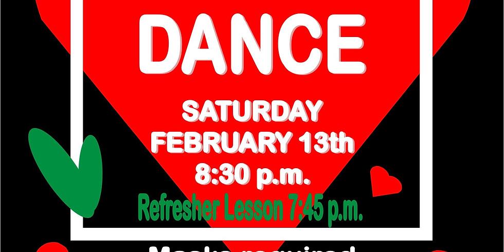Valentines Dance