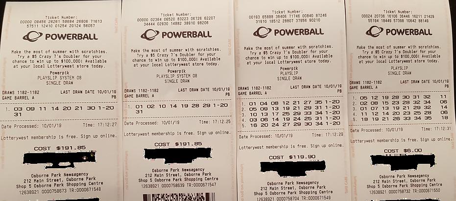 190110 Syndicte Powerball $80 mil $509.6