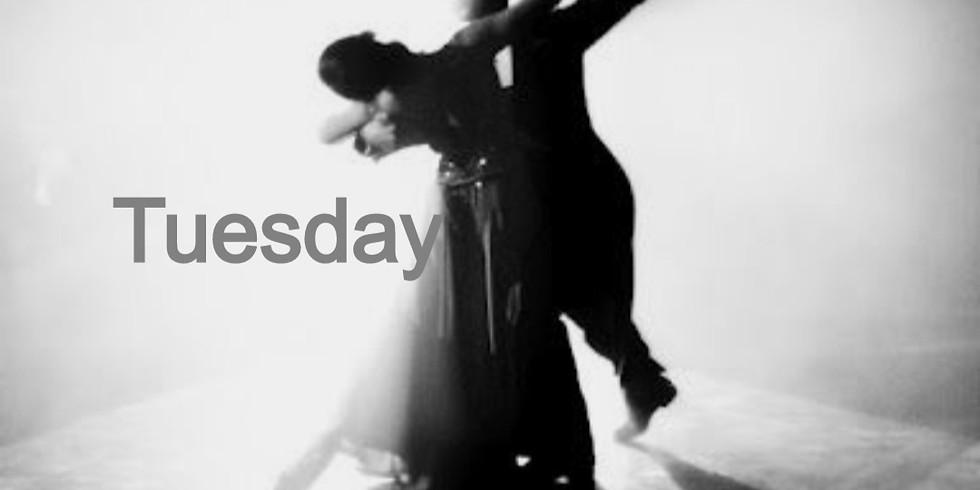 TUESDAY 23/06 CLASS - Modern Waltz