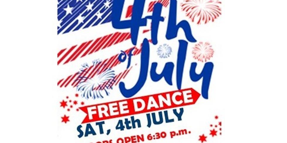 4th July FREE Rock'n Roll Dance