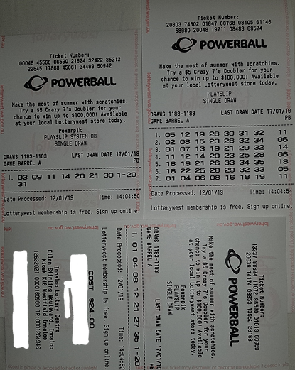 190110 Syndicte Powerball_Winnings_$100