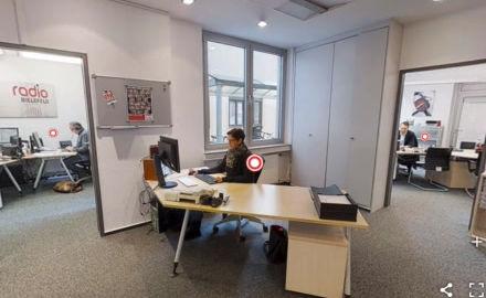virtual workspace. Beispiel Office