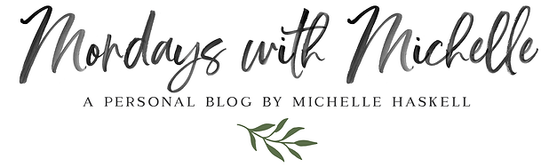 Mondays with Michelle Logo