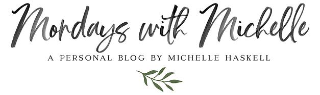 Mondays with Michelle Logo