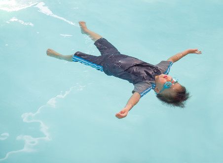 Learning to Swim in a Pandemic