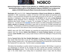 NOBCO 90 Days Press Release