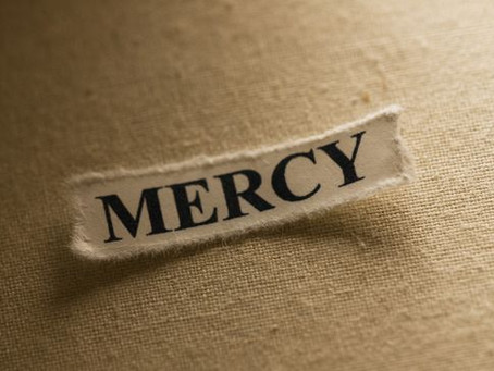 It's All About Mercy