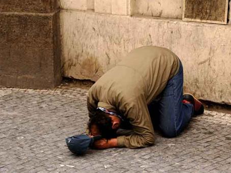 The Patient Beggar