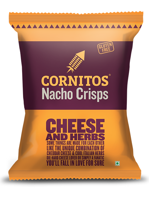 Cornitos Nacho Cheese & Herbs