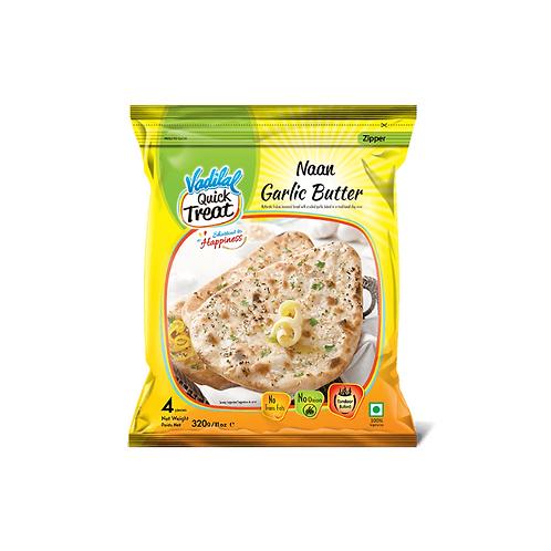 Vadilal Garlic Butter Naan - 320g