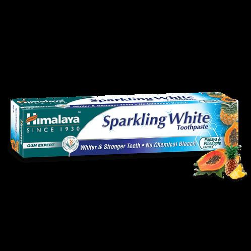 Himalaya Sparkling White Toothpaste - 80g