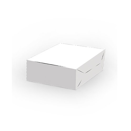 Falcon Cake Box Plain - (25x25x12)