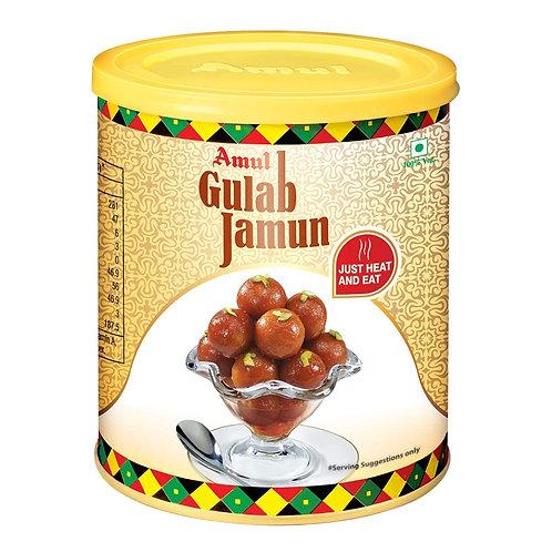 Amul Gulab Jamun Tin - 1kg