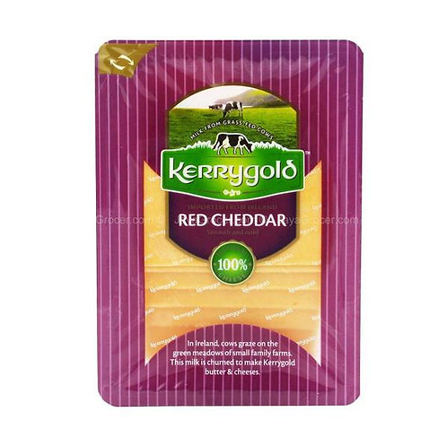 Kerrygold Red Cheddar Slices - 150g