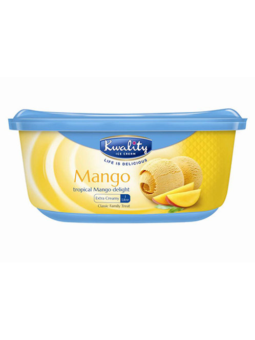 Mango Kwality Ice Cream - 500ml