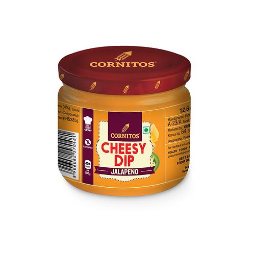Cornitos Cheese Jalapeno Dip - 300g