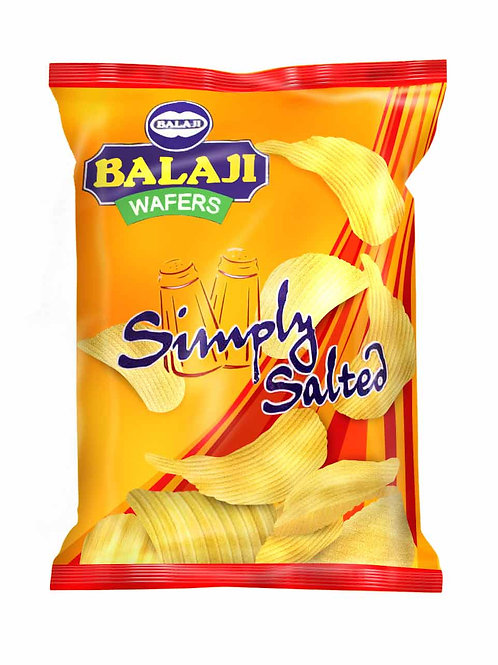 Balaji Simply Salted Wafer - 45g