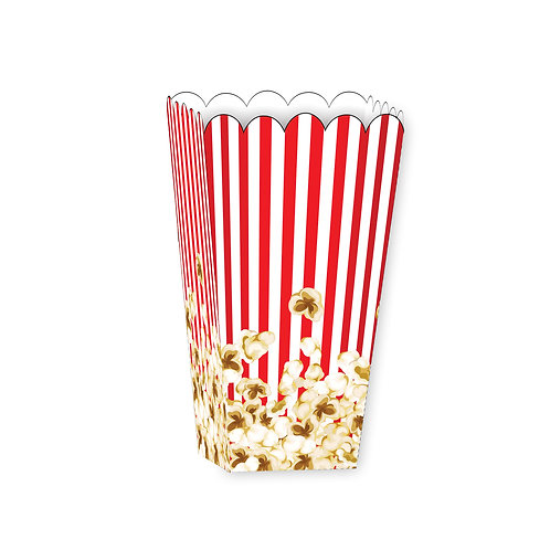Falcon Pop Corn Box - 10x10x58