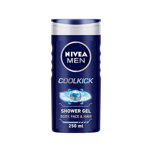 Nivea Men Cool Kick Shower Gel - 250ml