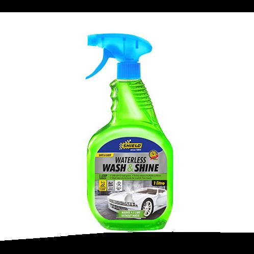 Shield Waterless Wash & Shine - 1l