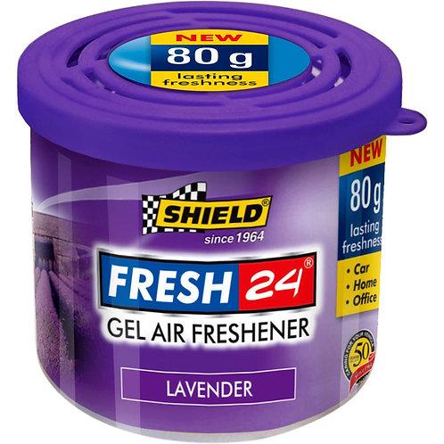 Shield Fresh 24 Car Air Freshener - 80g